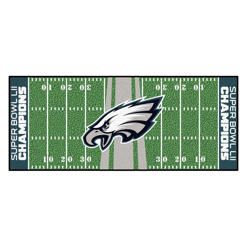 Philadelphia Eagles Super Bowl Lii Champions Football